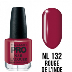 Hardening Nail Lacquer 132 Rouge de L'Inde 15ml