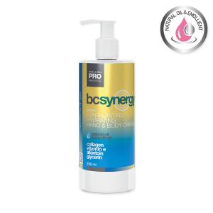 BC Synergy Long Lasting Hydrating Hand & Body Cream 250ml