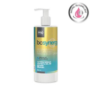 BC Synergy Regenerating & Nourishing Hand & Body Cream 250ml