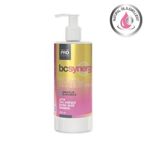 BC Synergy Softening & Exfoliating Hand & Body Cream 250ml